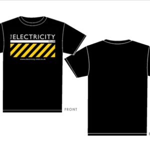 ELECTRICITY CLUB T-Shirt