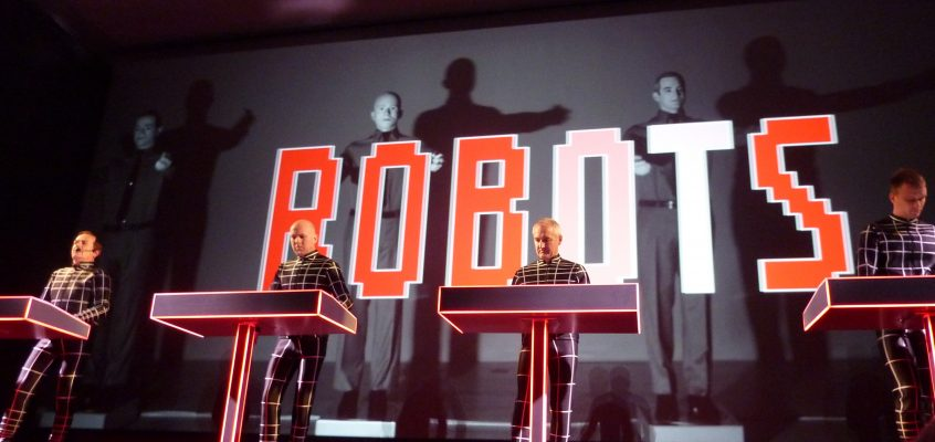 KRAFTWERK Live in New York