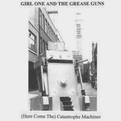 GIRL ONE & THE GREASE GUNS Hitting The Brick Wall