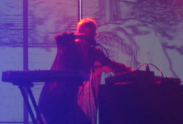 GRIMES Live in London