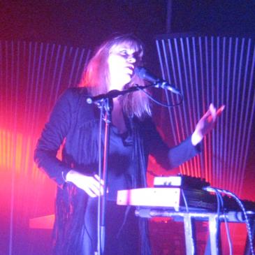 SUSANNE SUNDFØR Live in London
