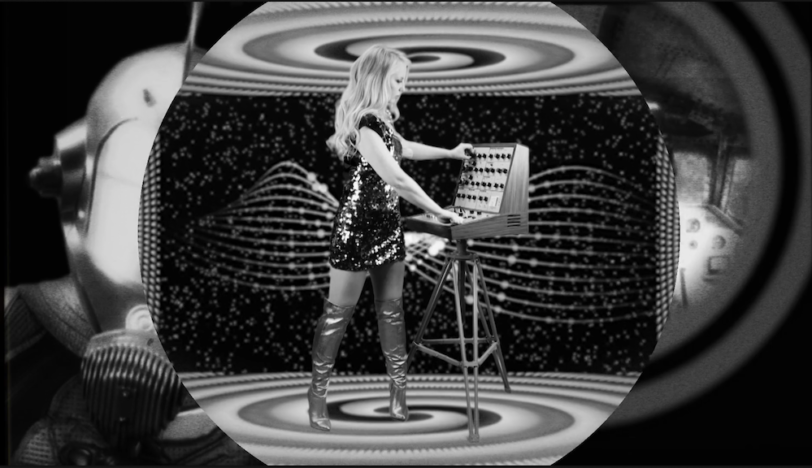Video Killed The Radio Star with POLLY SCATTERGOOD and BRUCE WOOLEY