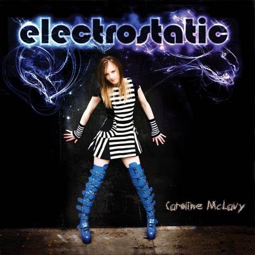 CAROLINE McLAVY Electrostatic