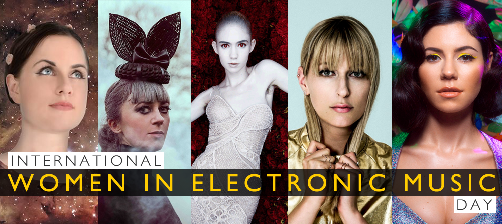 INTERNATIONAL WOMEN IN ELECTRONIC MUSIC DAY