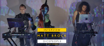 An Interview With MATT BROCK of DICEPEOPLE