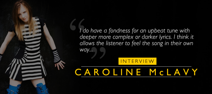 An Interview With CAROLINE McLAVY