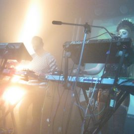 SYNTH CLUB PRESENTS Feat. BLACK NAIL CABARET & VILE ELECTRODES