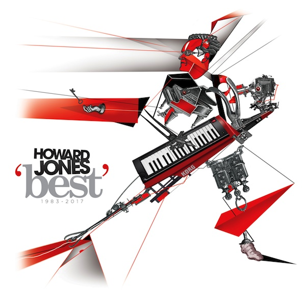 HOWARD JONES Best 1983-2017