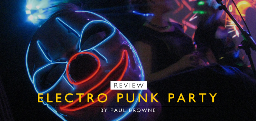 ELECTRO PUNK PARTY