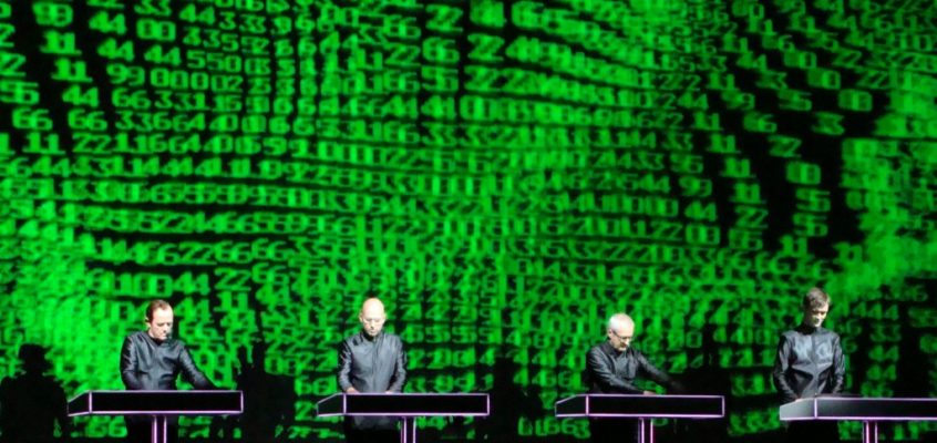 KRAFTWERK  Live in 3D at Die Alte Kongresshalle, Munich