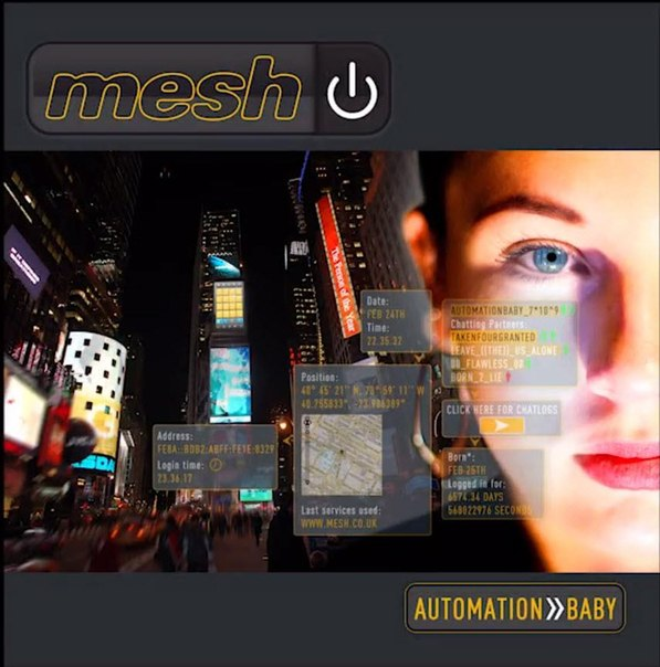 MESH – Automation Baby