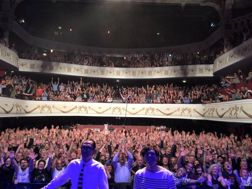 SPARKS Live In London 2017