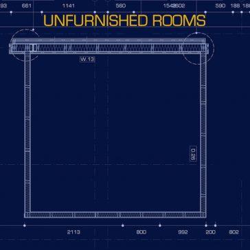 BLANCMANGE – Unfurnished Rooms