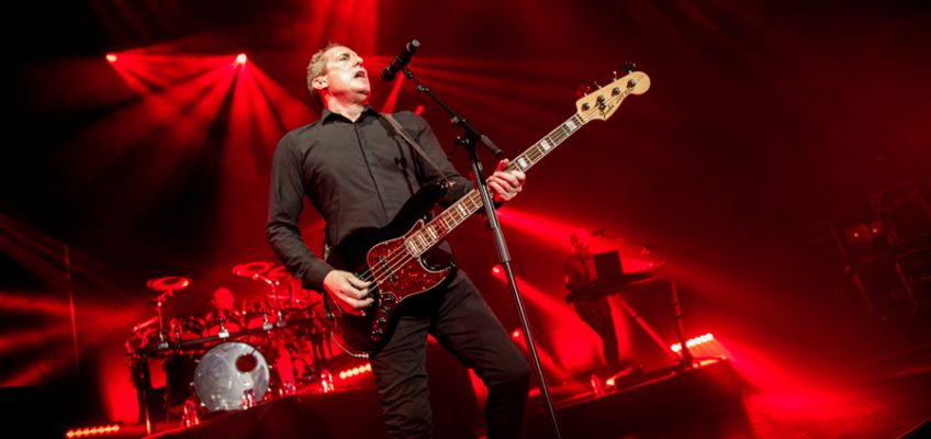 OMD + TINY MAGNETIC PETS Live at Guildford