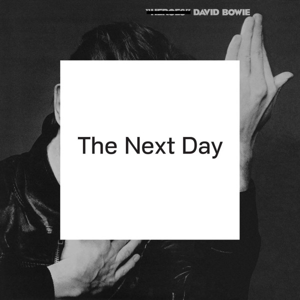 DAVID BOWIE – The Next Day