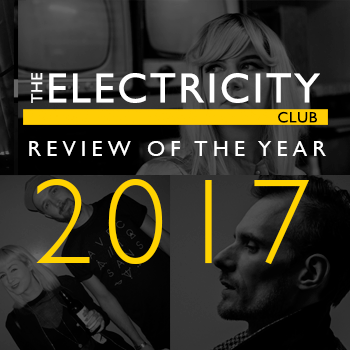 2017 – The Year In Review