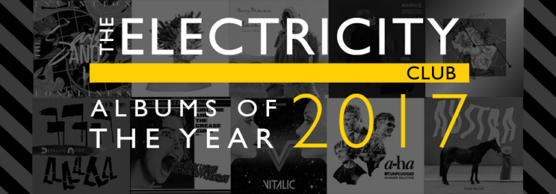 2017 – Albums Of The Year