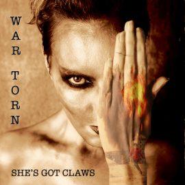 SHE'S GOT CLAWS – War Torn