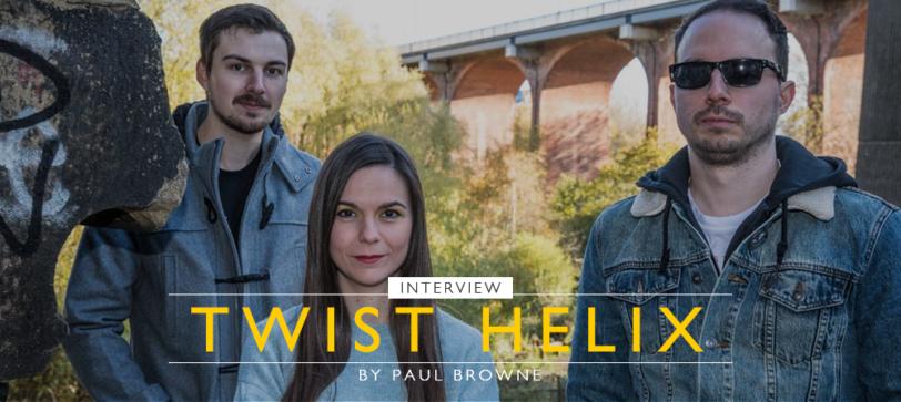 TWIST HELIX Interview