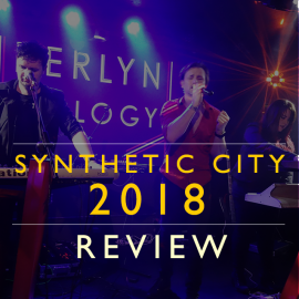 SYNTHETIC CITY LONDON 2018
