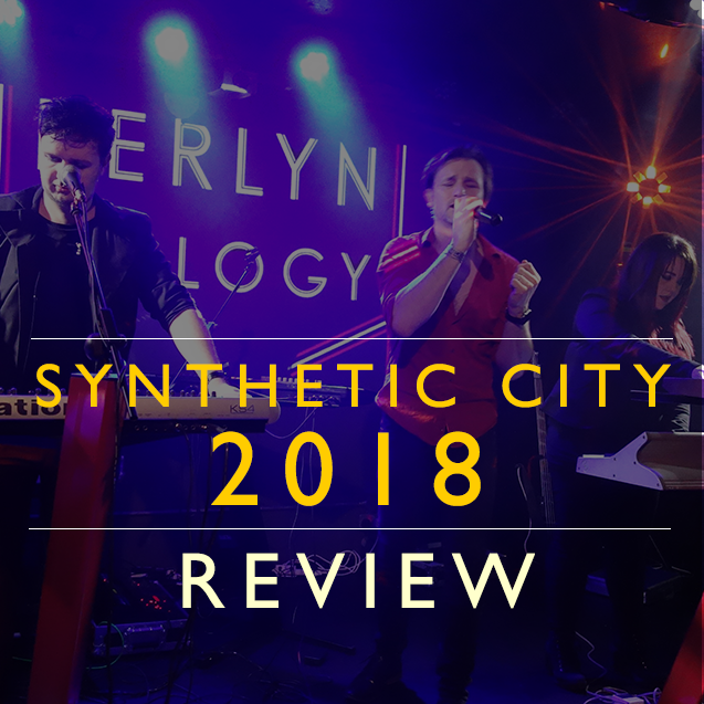 SYNTHETIC CITY LONDON 2018