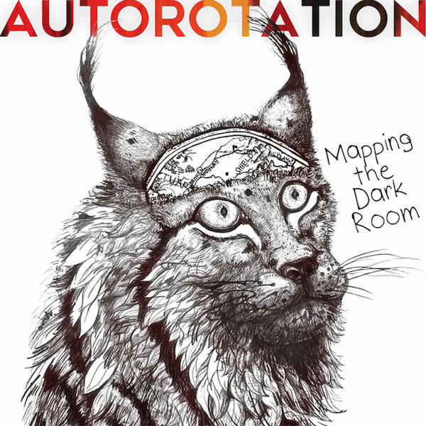 AUTOROTATION Mapping The Dark Room
