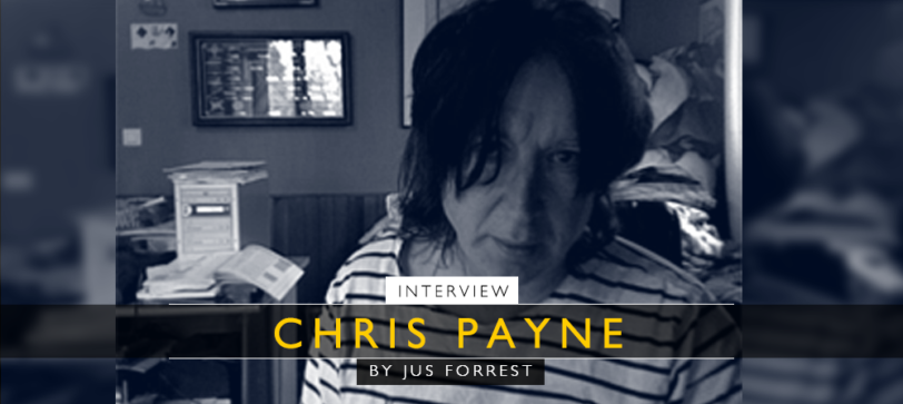 CHRIS PAYNE Interview
