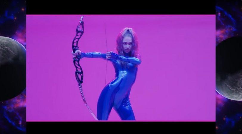 GRIMES (Feat. HANA) – We Appreciate Power