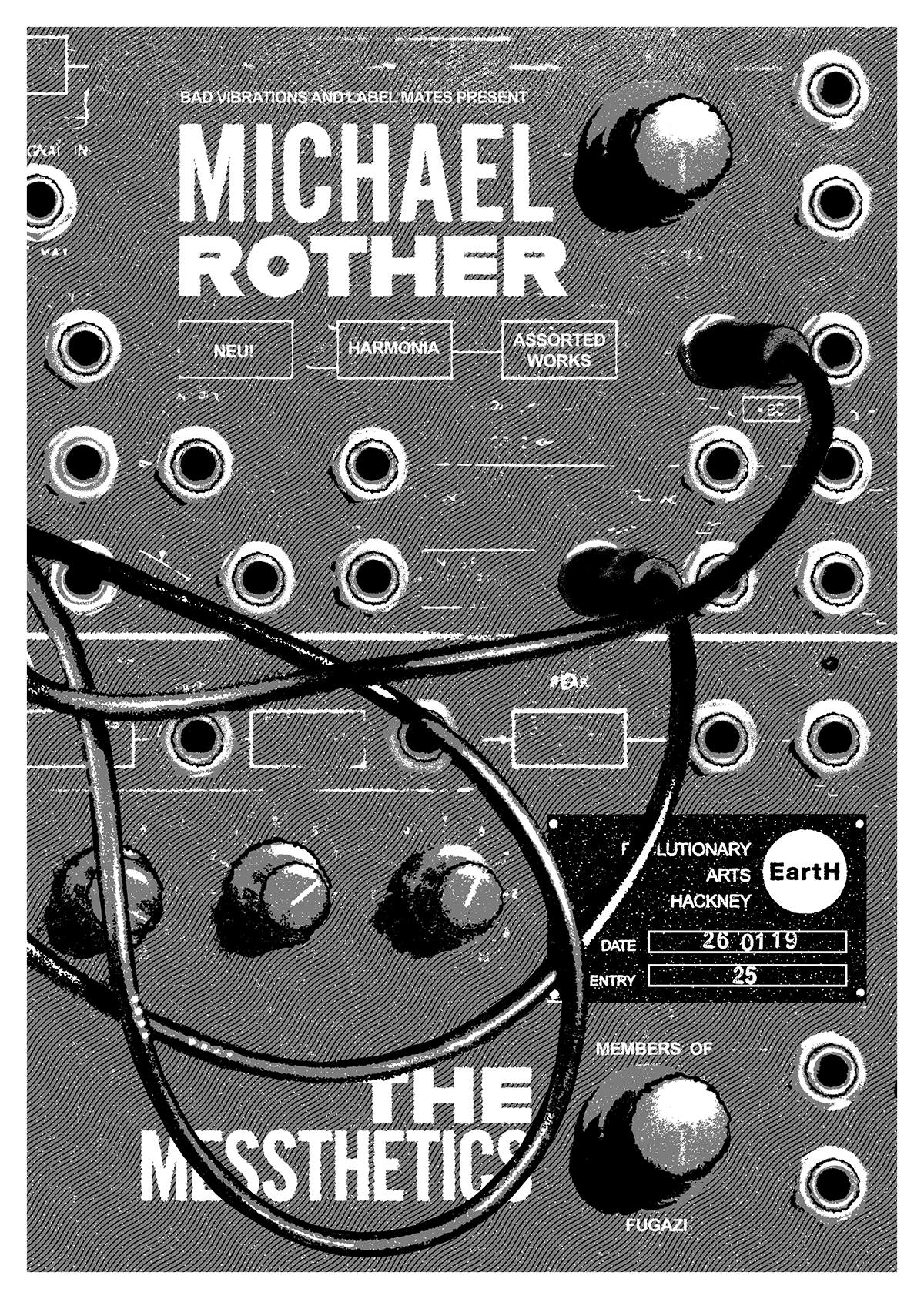 MICHAEL ROTHER – The Electricity Club