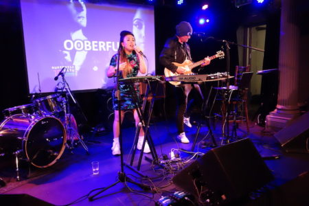 Ooberfuse at Synthetic City 2019.