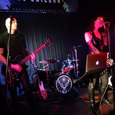 Azrael live at The Unicorn, Camden.